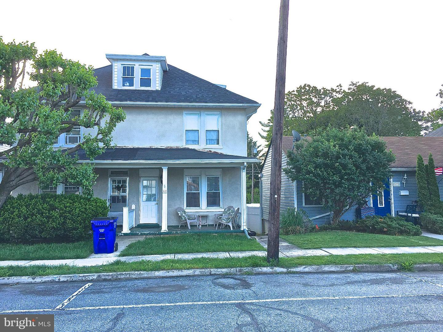 Photo of home for sale at 518 Chestnut Street, Hagerstown MD