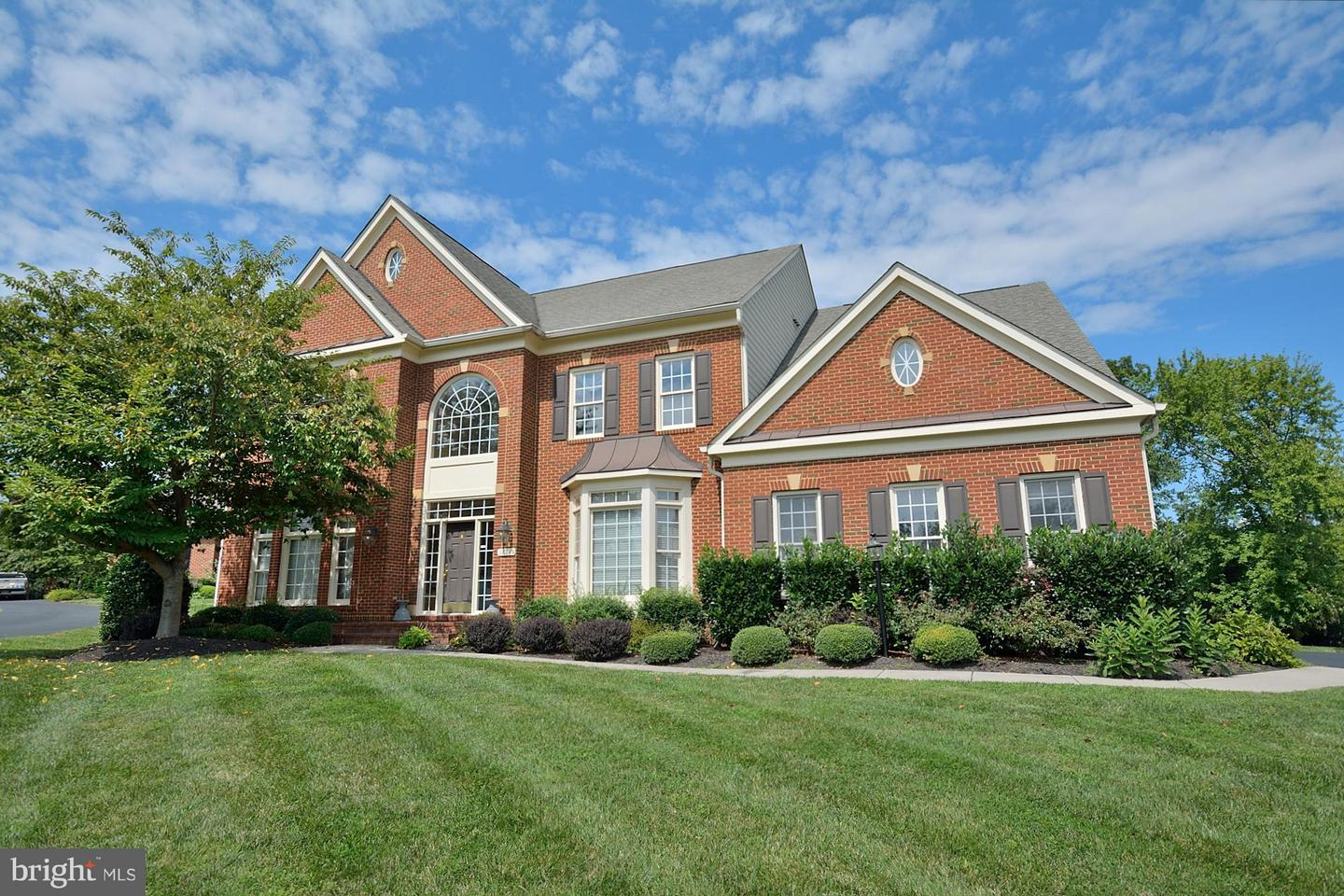 Photo of home for sale at 18749 Upper Meadow Drive, Leesburg VA