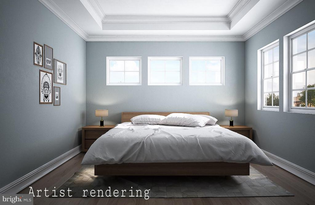 Bedroom (Master) - 813 QUINCY ST S, ARLINGTON