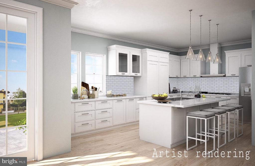 Kitchen - 813 QUINCY ST S, ARLINGTON