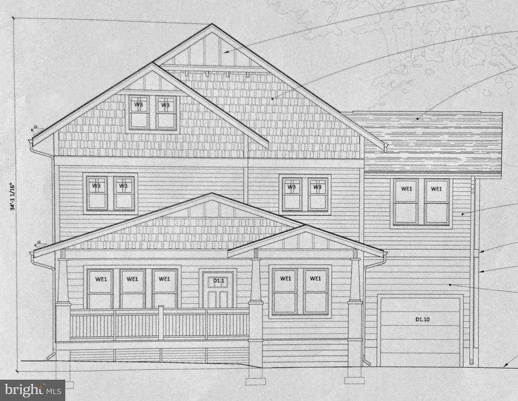 Exterior (Front) - 813 QUINCY ST S, ARLINGTON