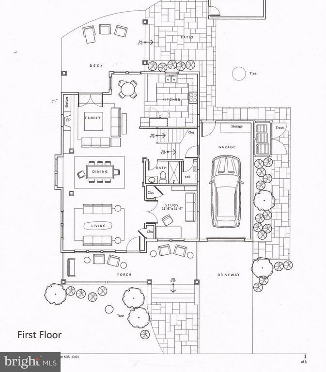 Interior (General) - 813 QUINCY ST S, ARLINGTON