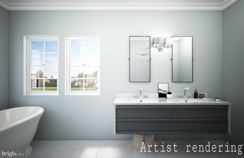 Bath (Master) - 813 QUINCY ST S, ARLINGTON