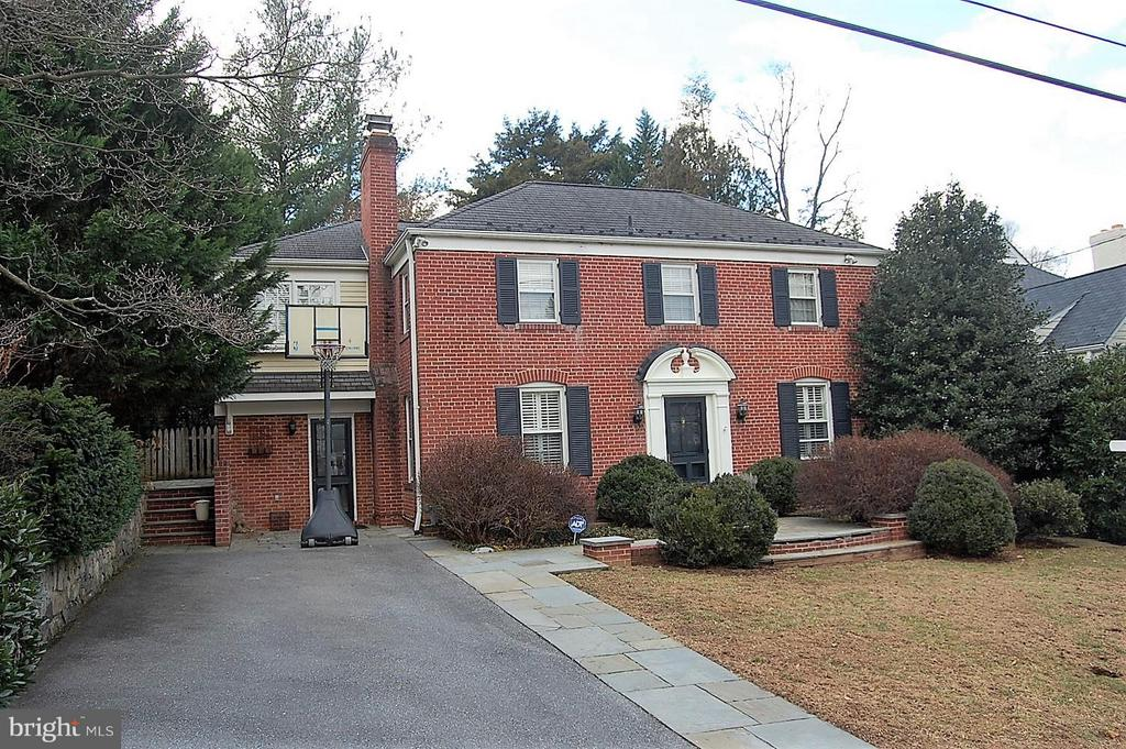 Front - 5308 WRILEY RD, BETHESDA