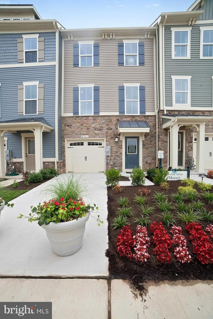 Photo of home for sale at 8311 Encore Drive, Glen Burnie MD