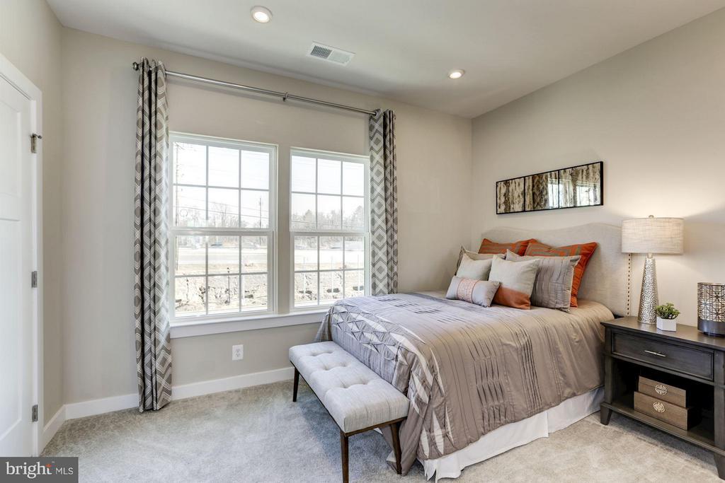 Bedroom - 4910 CREST VIEW DR #106C, HYATTSVILLE