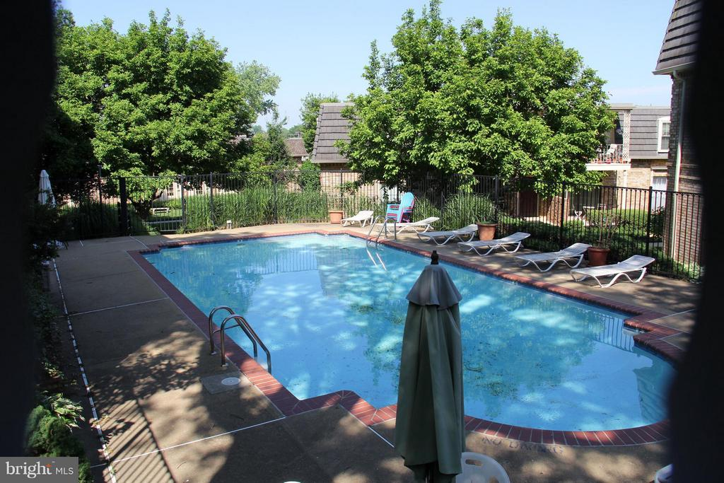Community Pool - 3121 PATRICK HENRY DR #310, FALLS CHURCH
