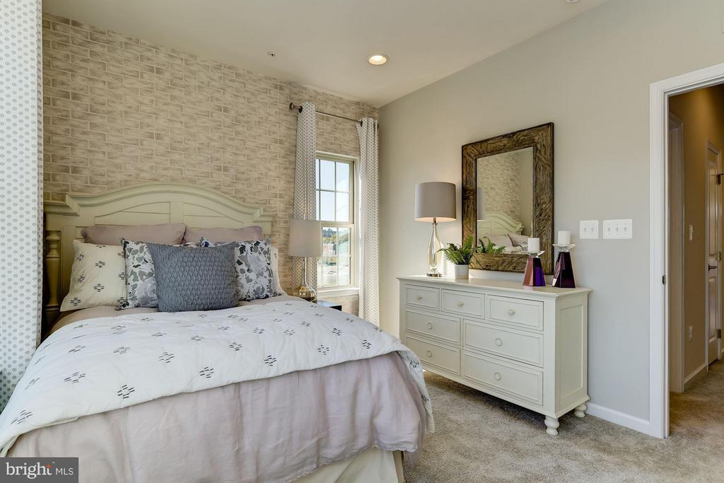Bedroom (Master) - 9938 VISTA POINTE DR #206D, UPPER MARLBORO