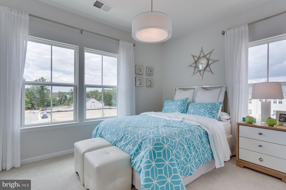 Bedroom - 9938 VISTA POINTE DR #206D, UPPER MARLBORO