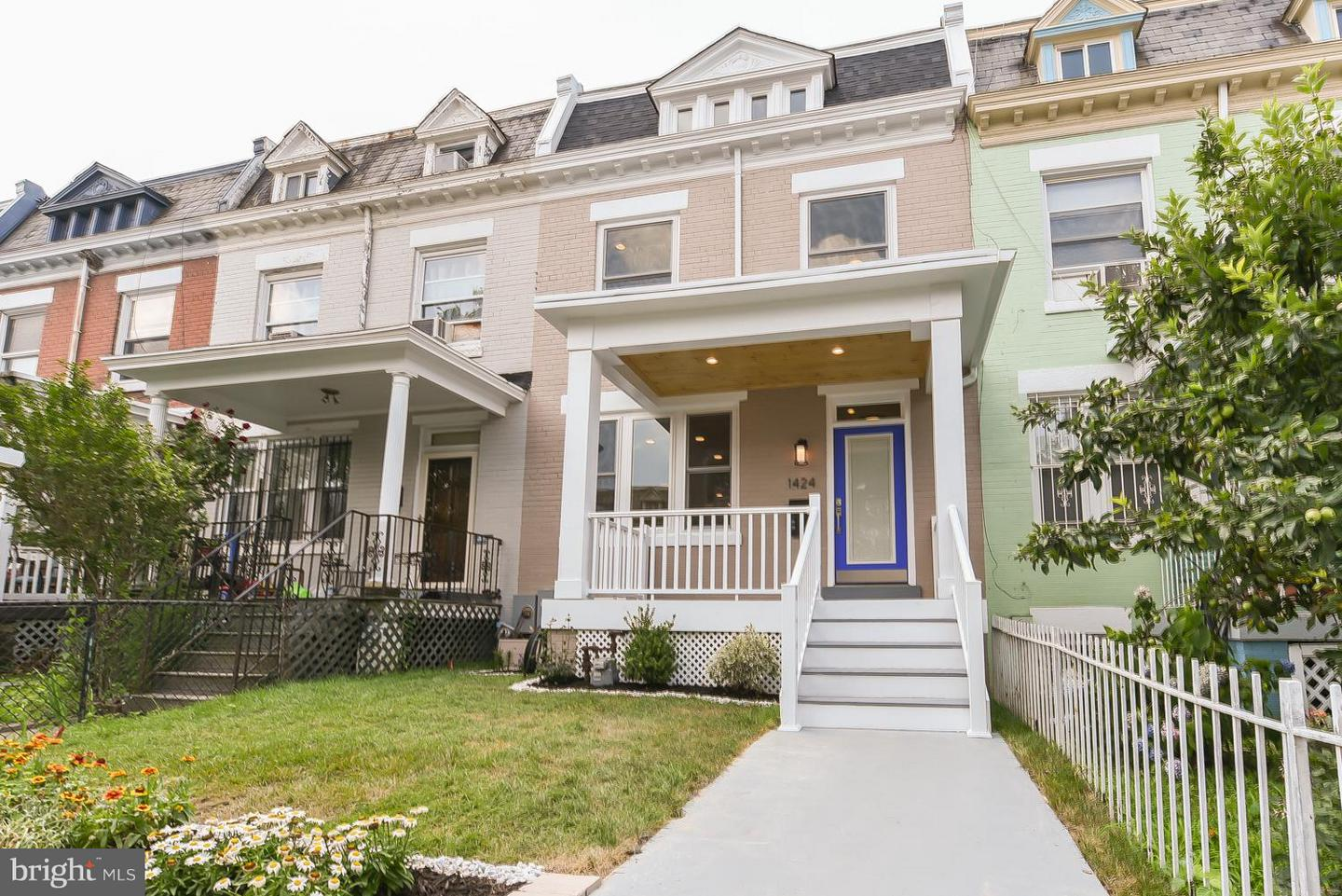 Single Family for Sale at 1424 Perry Pl NW Washington, District Of Columbia 20010 United States