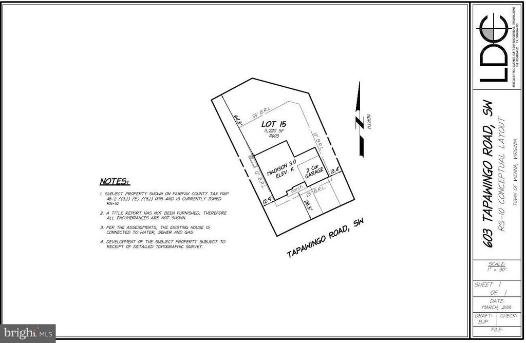Exterior (General) - 603 TAPAWINGO RD SW, VIENNA