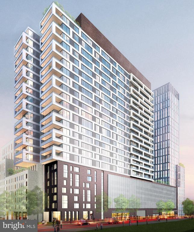 Tysons only new condominium - 25 stories of glass! - 1650 SILVER HILL DR #1704, MCLEAN