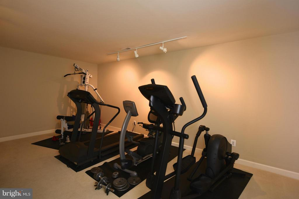 Exercise Room - 96 LYLE LN, AMISSVILLE