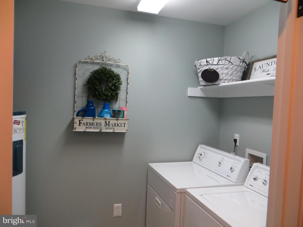 Laundry Room - 119 PATRICK HENRY CT, LOCUST GROVE