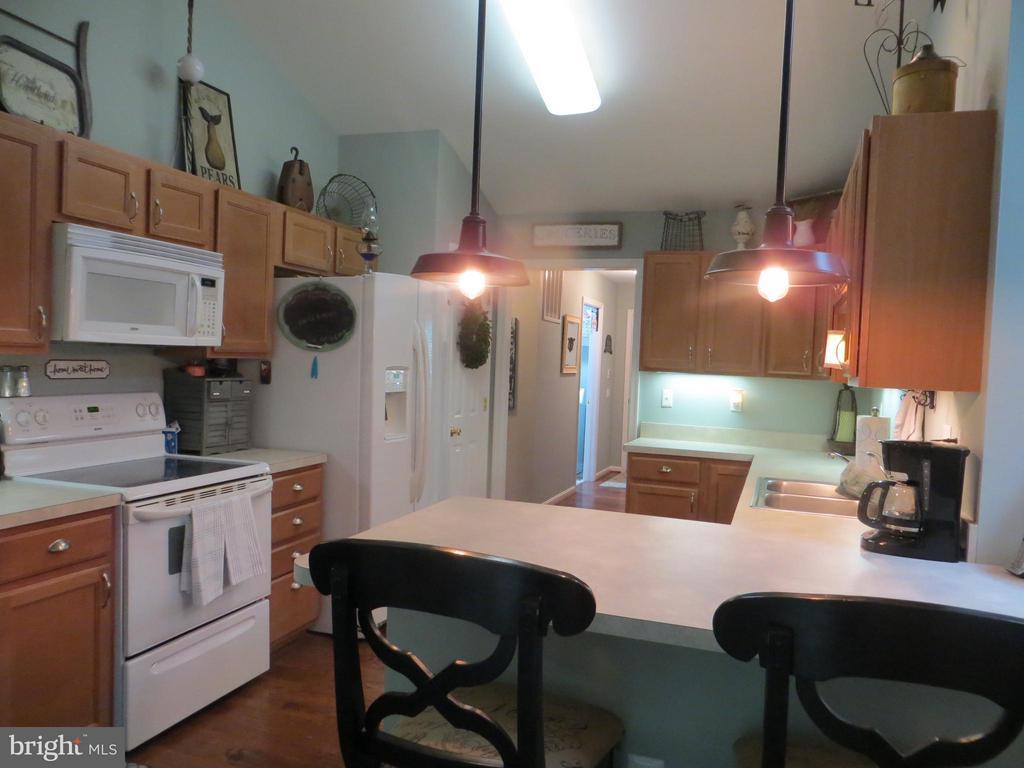Kitchen - 119 PATRICK HENRY CT, LOCUST GROVE