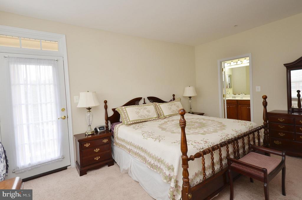 Large Master BEdroom with Walk-in Closet - 42603 HIGHGATE TER, ASHBURN