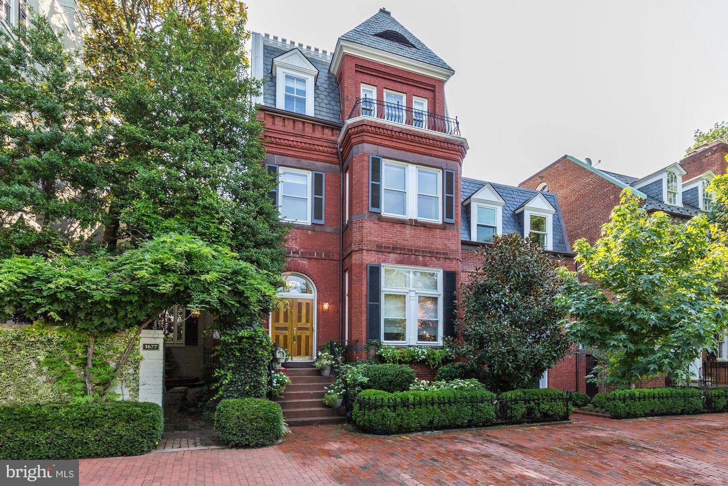 Single Family for Sale at 1675 31st St NW Washington, District Of Columbia 20007 United States