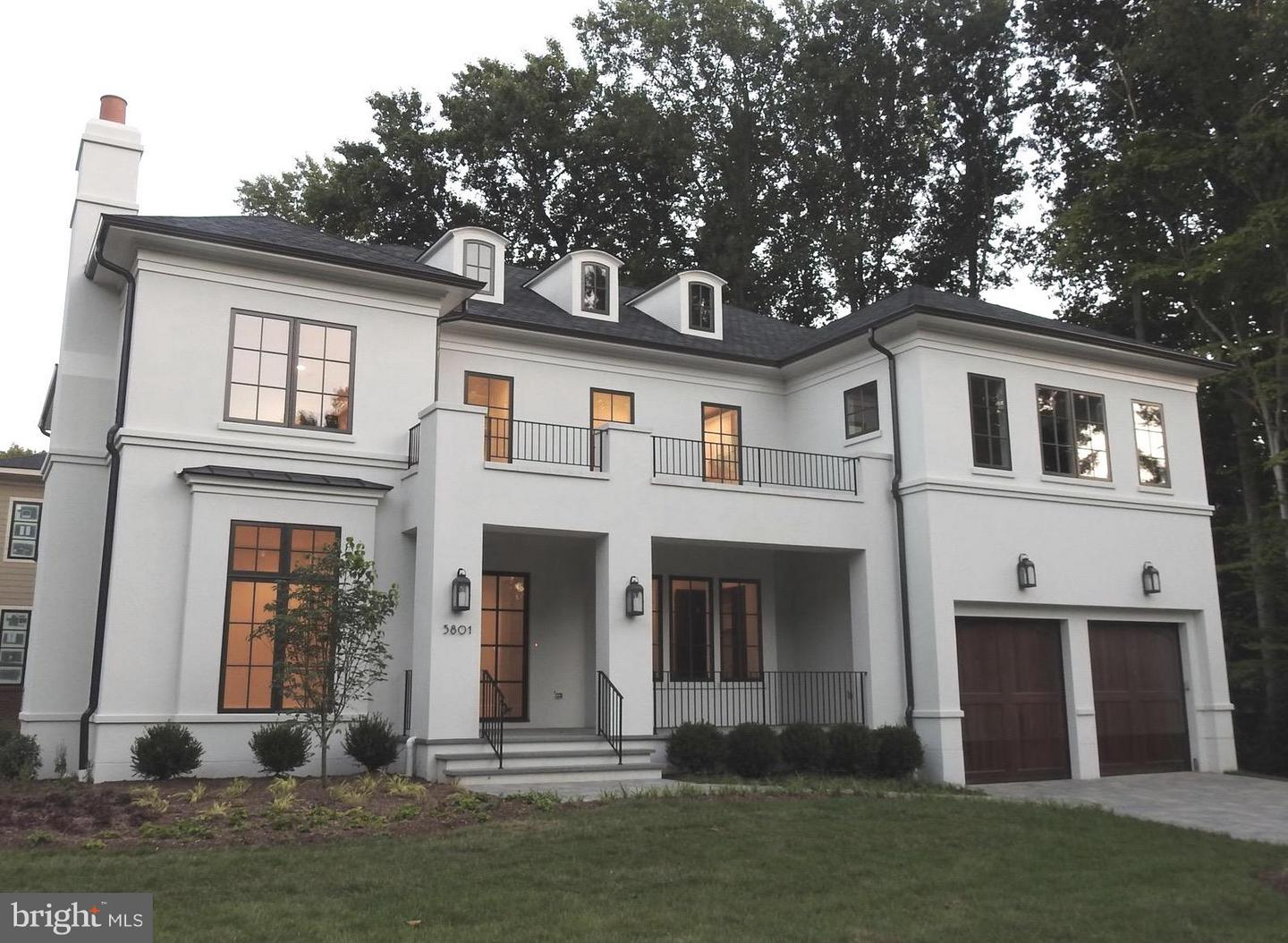 Single Family Home for Sale at Ridgeview Road Ridgeview Road Arlington, Virginia 22207 United States