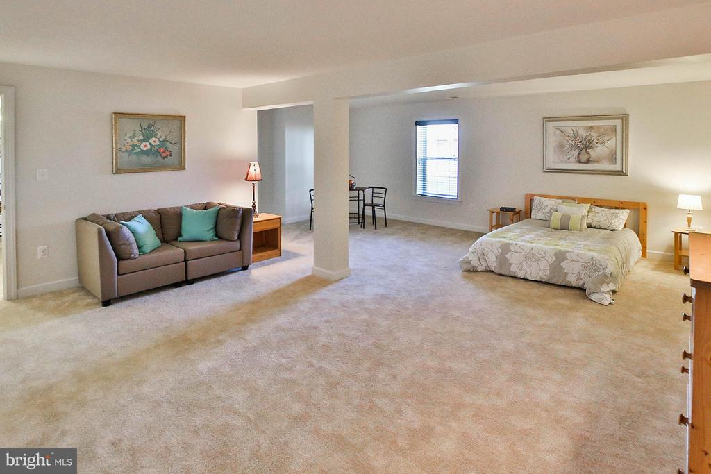 Enormous guest/in-law suite - 36766 WATERFRONT LN, PURCELLVILLE