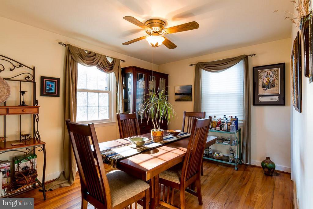 Dining Room - 3001 DAWSON AVE, SILVER SPRING