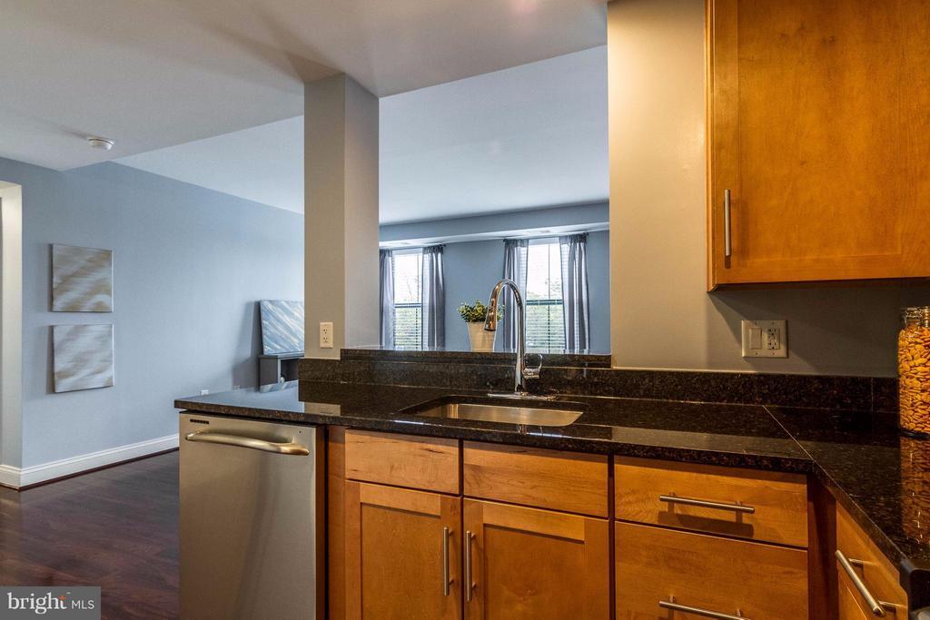 Kitchen - 1111 ORONOCO ST #439, ALEXANDRIA