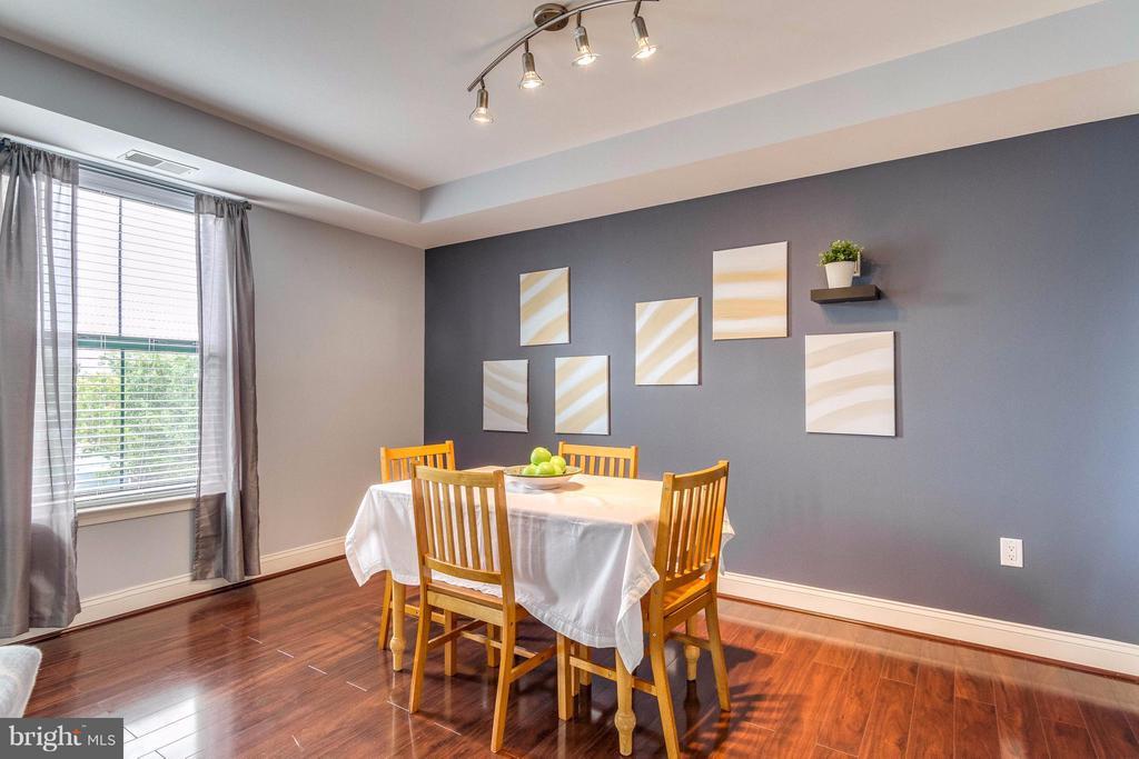 Dining Room - 1111 ORONOCO ST #439, ALEXANDRIA