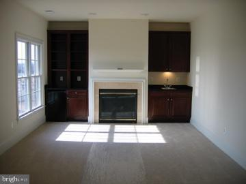 Gas FP ,Wet Bar ,Bookcases in Primary BedRoom - 43513 STARGELL TER, LEESBURG
