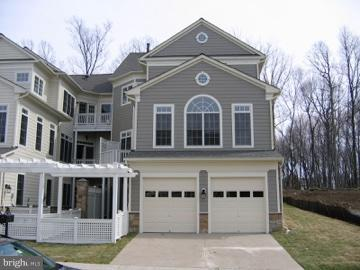 Rear of TH - 43513 STARGELL TER, LEESBURG