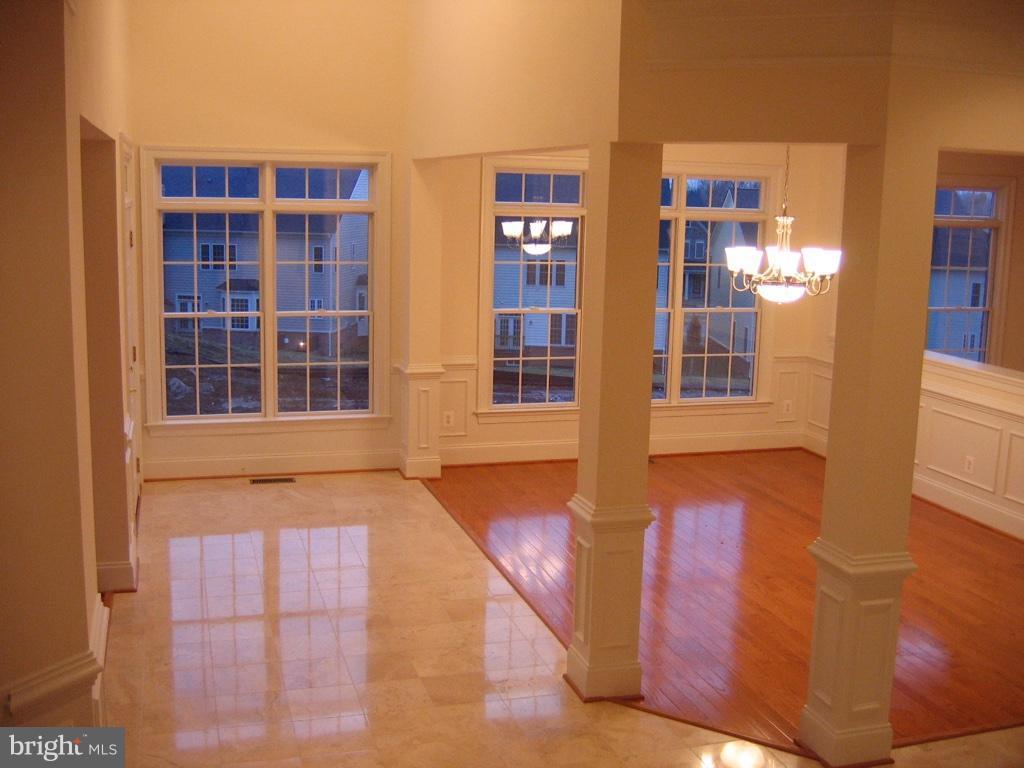 Marble Foyer & Dining Room - 43513 STARGELL TER, LEESBURG