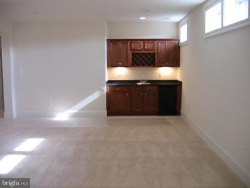 Rec Room with wet bar w/ refrigerator - 43513 STARGELL TER, LEESBURG