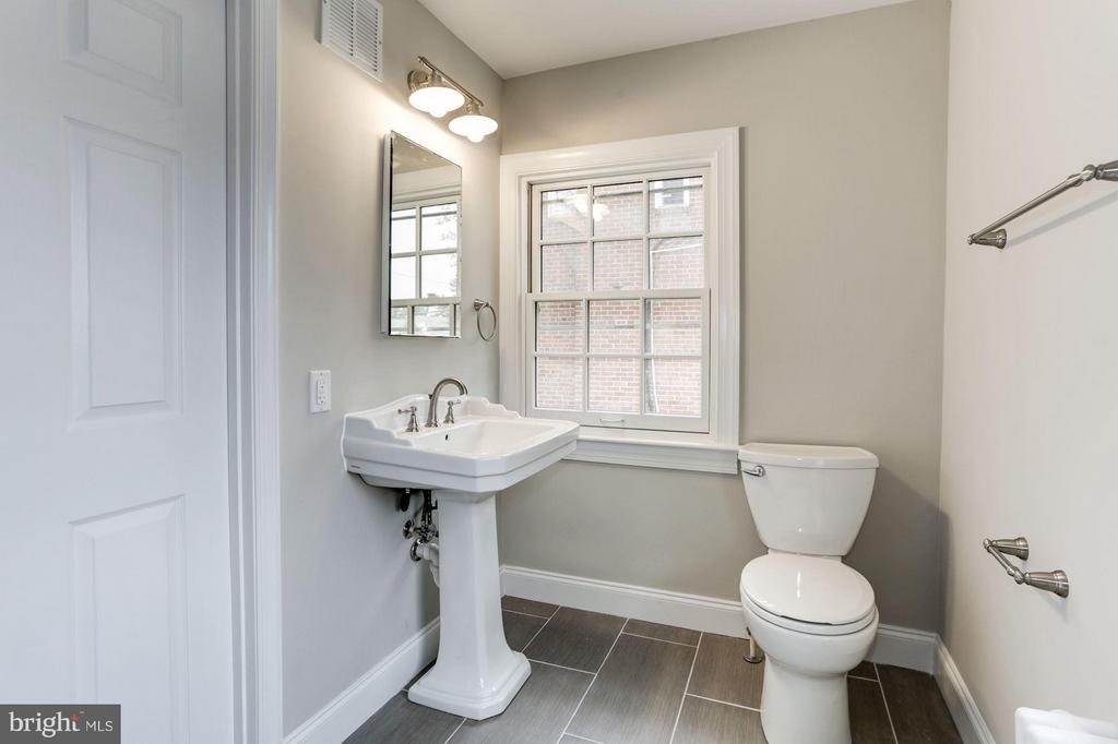 Bathroom #2 (2 of 2) - 7818 CUSTER RD, BETHESDA