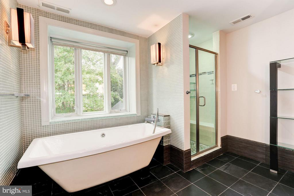 Master Bathroom (2 of 2) - 7818 CUSTER RD, BETHESDA