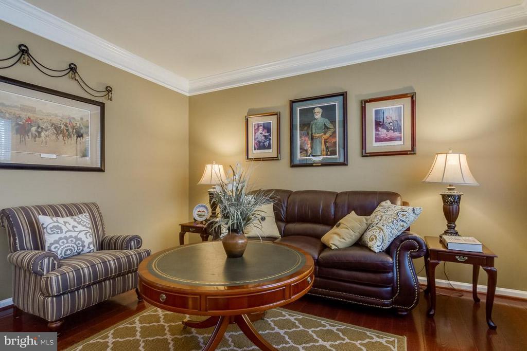 Living Room - 6390 RUSKIN ROW PL, WOODBRIDGE