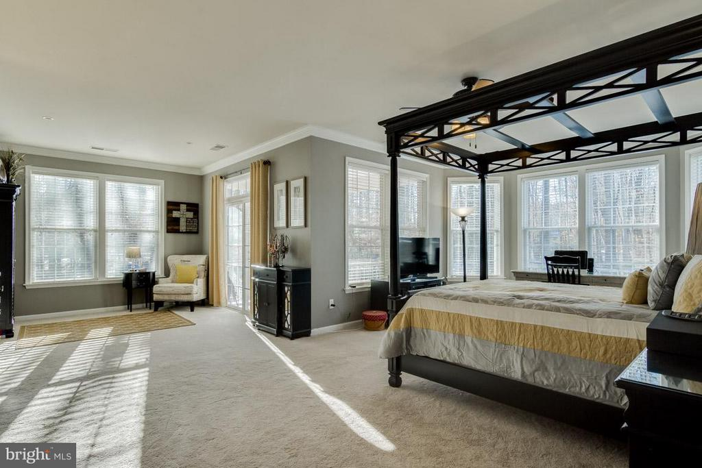 Bedroom (Master) - 6390 RUSKIN ROW PL, WOODBRIDGE