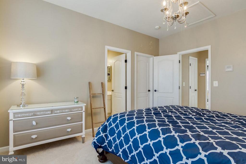 Bedroom 2 - 6390 RUSKIN ROW PL, WOODBRIDGE