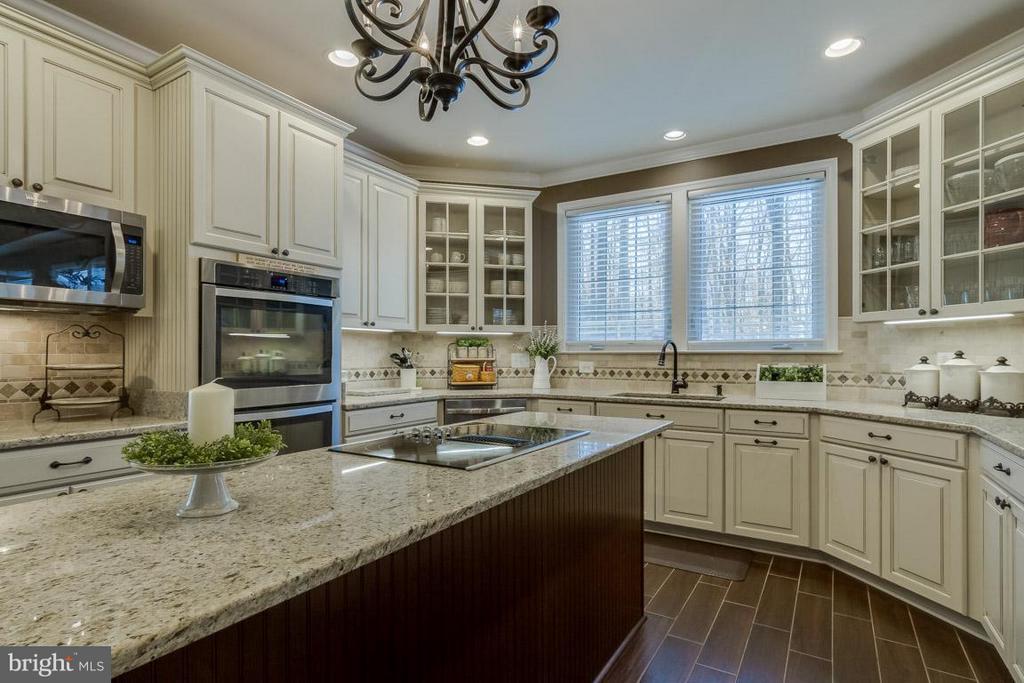 Kitchen (Updated in 2017) - 6390 RUSKIN ROW PL, WOODBRIDGE
