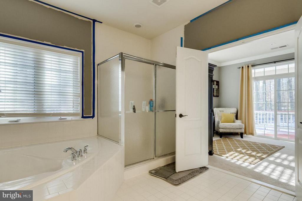 Bath (Master) - 6390 RUSKIN ROW PL, WOODBRIDGE