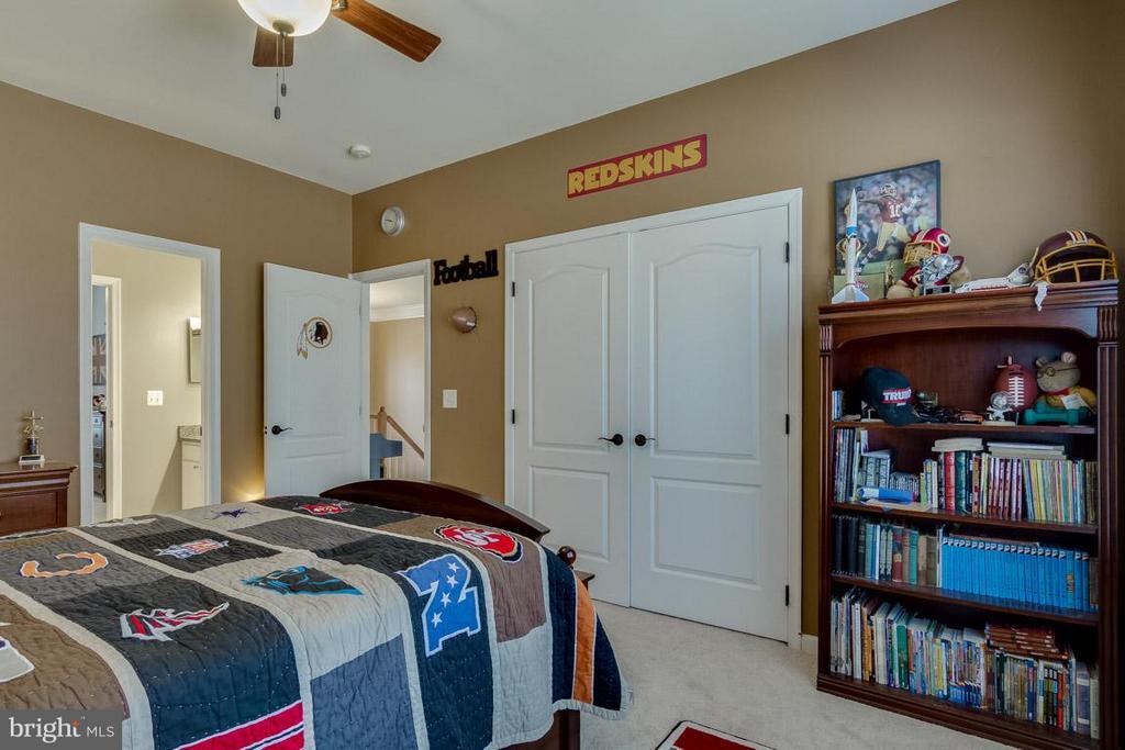 Bedroom 3 - 6390 RUSKIN ROW PL, WOODBRIDGE