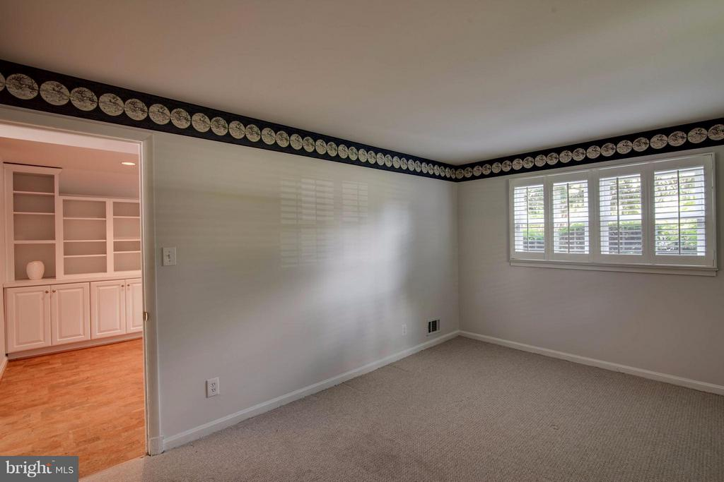 3rd. Bedroom - 1415 MAYFLOWER DR, MCLEAN