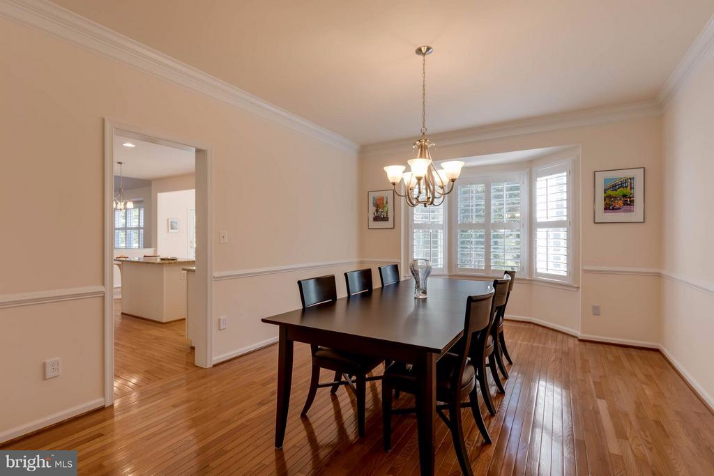 Dining Room - 1286 GATESMEADOW WAY, RESTON