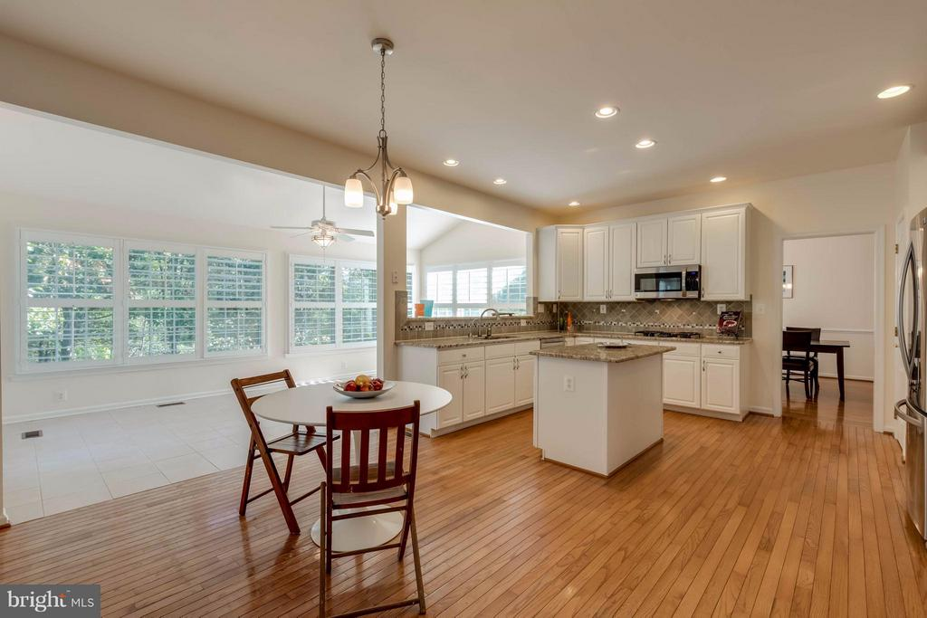 Breakfast Area - 1286 GATESMEADOW WAY, RESTON