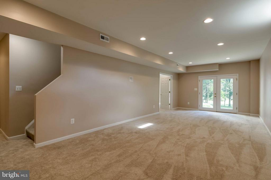 Recreation Room - 1286 GATESMEADOW WAY, RESTON