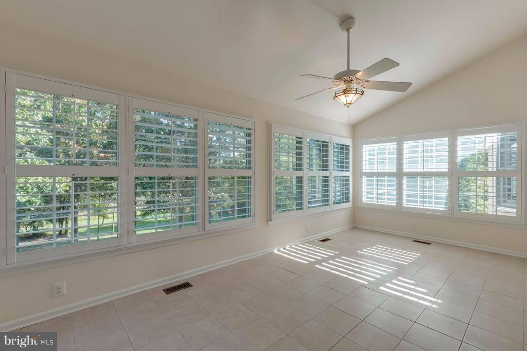 Sunroom - 1286 GATESMEADOW WAY, RESTON