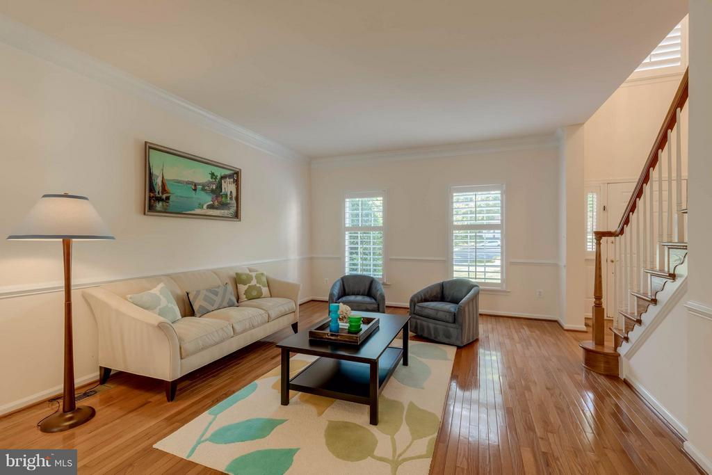Living Room - 1286 GATESMEADOW WAY, RESTON