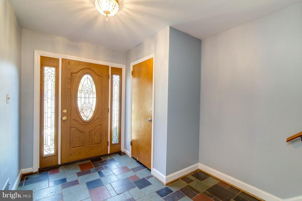 Front Door - 4708 EXETER ST, ANNANDALE