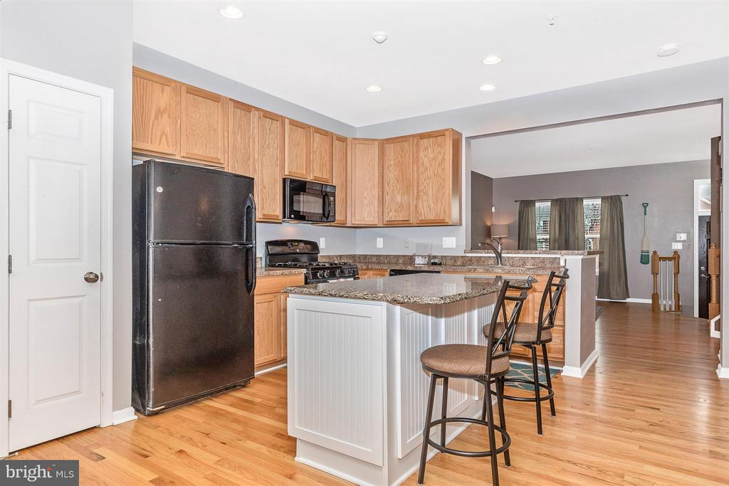 Kitchen - 708 STONE SPRINGS LN, MIDDLETOWN