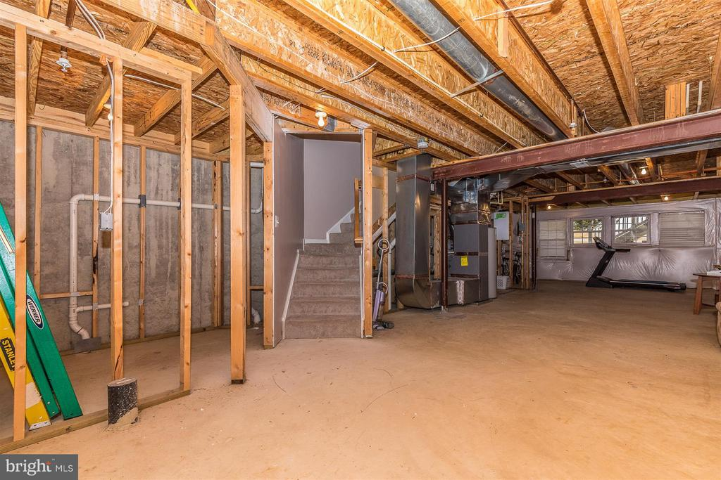 Basement - 708 STONE SPRINGS LN, MIDDLETOWN