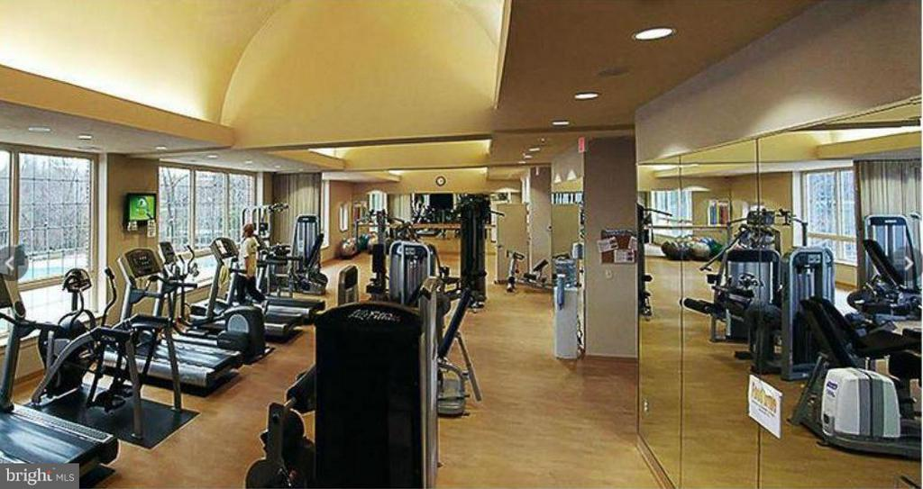 Community Fitness Room - 3909 PENDERVIEW DR #1924, FAIRFAX