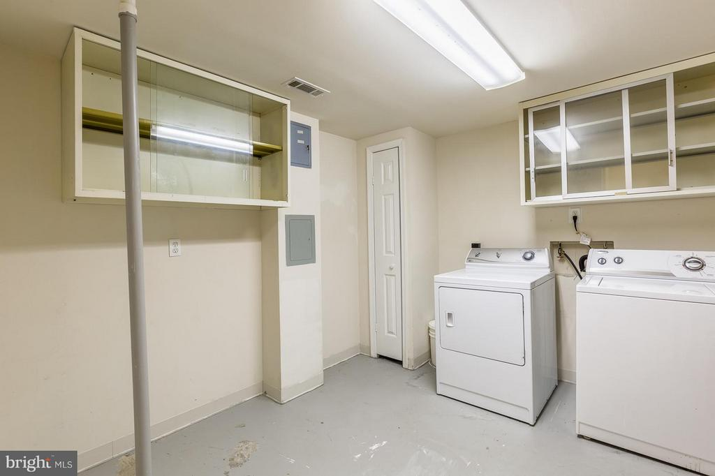 Laundry Room - 4908 SUGAR MAPLE LN, DUMFRIES
