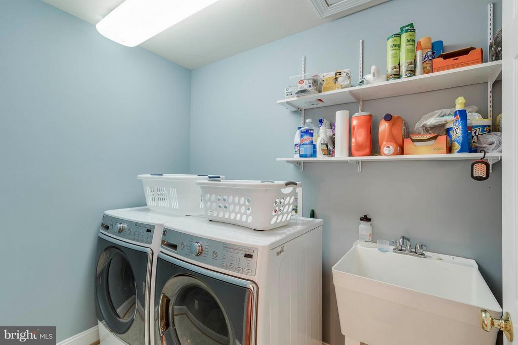 Laundry Room - 137 SEQUESTER DR, STAFFORD